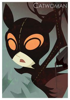 Catwoman by Rictercio (I like this dudes work)