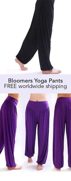 Bloomers Yoga Pants