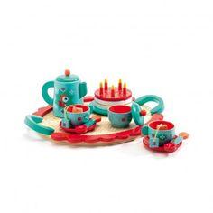 Set Geburtstagskaffee Bunt  Djeco