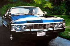 Impala 67 by sandrutowiec on DeviantArt Impala, Bmw, Vehicles, Car, Impalas, Nutrition, Vehicle, Tools