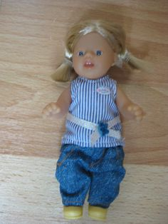 Baby Born Mädchen - My mini lovely farm Zapf Creation Puppe Püppchen