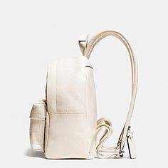 MINI CAMPUS BACKPACK IN CROC EMBOSSED LEATHER - Alternate View 4