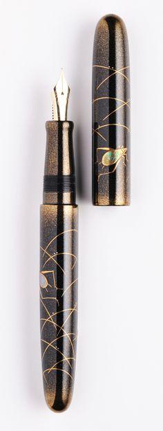 NAKAYA Fountain Pen, Japan 中屋万年筆
