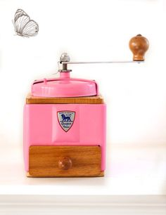 1950's Peugeot French Coffee Grinder / Mill  by ScrumptiousVenus
