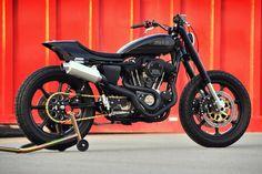Mule Motorcycles Stealth