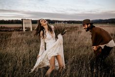 These couple portraits get us right in the feels | Image by Chris and Ruth Photography