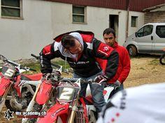 Motocross Training für jedermann Motocross Training, Motorcycle Jacket