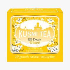 BB Detox Glacé - Kusmi Tea - Find this product on Bon Marché website - La Grande Epicerie de Paris