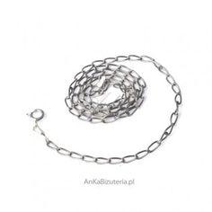 Kupuj stylowe i luksusowe łańcuchy srebrne w sklepie internetowym Anka Bizuteria w Polsce. Sprzedajemy wzory, których nie można ignorować i za cenę, którą ty i twoja kieszeń możesz sobie pozwolić!