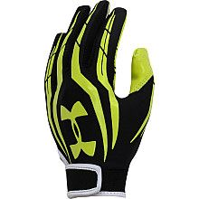 UNDER ARMOUR Boys' F3 Football Receiver Gloves
