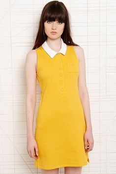 c0f9b0841ac1 Petit Bateau Sleeveless Tennis Dress £40 (was £58) from Urban Outfitters  Urban