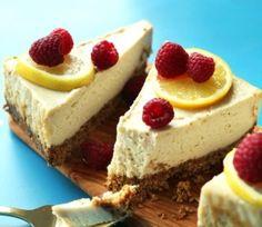 Easy Baked Vegan Cheesecake