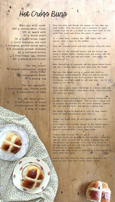 Miss Foodwise | Celebrating British food and culture: Hot Cross Buns through Paganism, Christianity and Superstition.