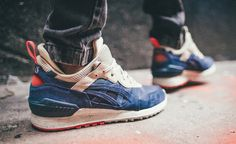 These Are the 15 Coolest Sneakers of the Week Asics Tiger Gel Lyte, Asics Gel Lyte, Trekking, Reebok, Air Jordan, Sport Fashion, Mens Fashion, Style Fashion, Zapatillas Casual