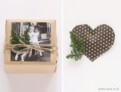 DIY Gift Wrap Tutorial | via www.one-o.it | #diy #christmas #holidays #wrap #wrapping #gift