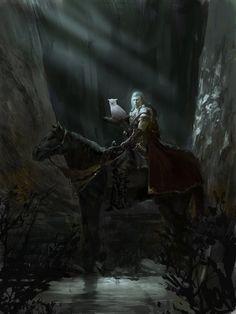 The Demon Hunter by RTopalov