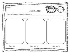 Beginning, Middle, End (teaching narrative writing story maps) Reading Response Activities, Reading Centers, Reading Workshop, Reading Comprehension, Comprehension Strategies, Retelling Activities, Reading Stories, Reading Groups, Teaching Narrative Writing