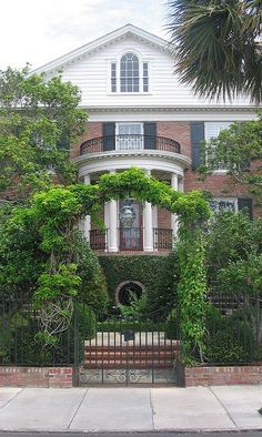 Charleston front yard