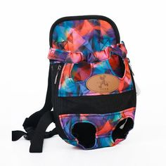 Breathable Puppy Pet Dog Backpack Front Bag or Back Pack Carrier Pouch Holder With Legs Out 2017