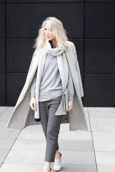 MyDubio   Minimal   Outfit   All grey