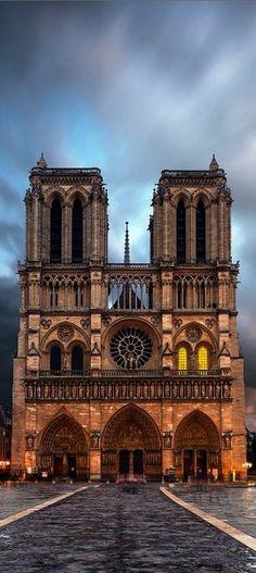 Notre Dame, Paris, France Más