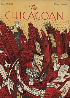 June_14_1926 Chicagoan Magazine