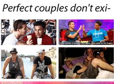 This right here...is a bromance. Best thing and only reason I watch Jersey Shore!