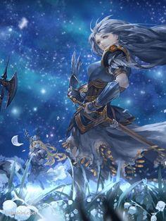 VALKYRIE PROFILE ヴァルキリープロファイルの壁紙 Fantasy Characters, Female Characters, Anime Characters, Anime Fantasy, Dark Fantasy, Angel Warrior, Manga Art, Anime Art, Female Knight