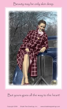 Sentimental thoughts from yours truly greeting card line at shade sentimental thoughts from the yours truly greeting card line found at coolfunnygifts m4hsunfo
