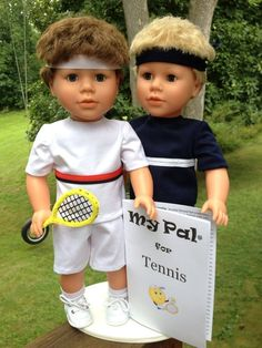 boy doll My Pal® for Tennis from Picsity.com