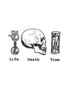 Skull Tattoos, New Tattoos, Body Art Tattoos, Sleeve Tattoos, Tattoo Sketches, Tattoo Drawings, Momento Mori Tattoo, Hannibal Tattoo, Dark Angel Tattoo