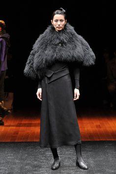 Matohu F/W 2009. Skirt is so cool