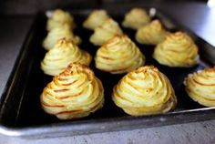 Duchess Potatoes — Recipe from The Pioneer Woman