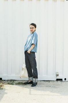 Simple Style, Cool Style, My Style, Love Fashion, Girl Fashion, Gisele, Androgynous, Fashion Lookbook, Fasion