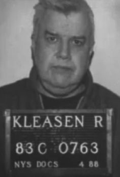 Robert Elmer Kleasen, taxidermist, murders Mormon missionaries, chops up bodies with saw in another 'Texas chainsaw massacre' — then walks off Death Row