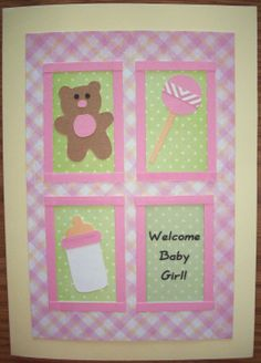 Baby Girl by Julie's Creations