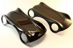 Plastivaloire - PVL Design d'un démonstrateur.  Design du démonstrateur des savoirs-faire Plastivaloire pour le marché automobile. Design RCP Design Global