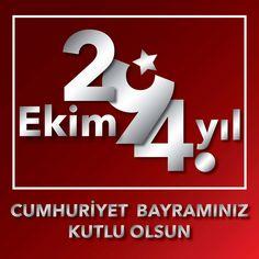 29 Ekim Cumhuriyetimizin 94. Yılı kutlu olsun.