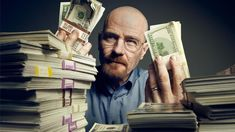 Beware: Audacious Attempt at Breaking Bad Links Ahead! Breaking Bad came to our screens back in 2008 and over … Breaking Bad Season 5, Breaking Bad Movie, Georges Clemenceau, Make Money Online, How To Make Money, Offshore Bank, International Bank, Walter White, Tv Ads