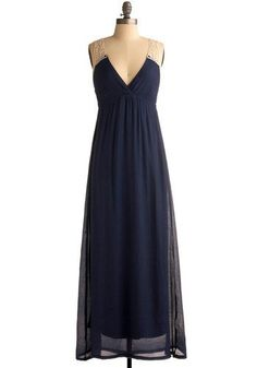Navy Blue Dress fashion