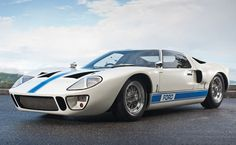 1967 Ford GT40 Mark I