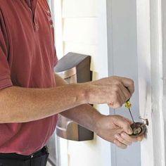 repair a doorbell