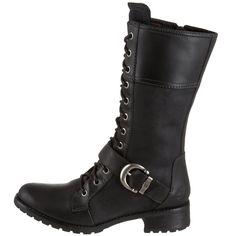 Amazon.com: Timberland Women's 26639 Bethel Buckle Knee-High Boot: Shoes