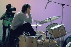 Ringo Starr, Let It Be sessions