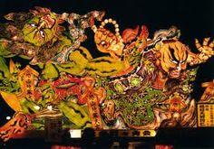 Nebuta Festival in Aomori.