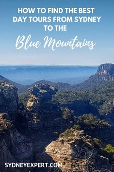 There are so many Blue Mountains day tours available that it is hard to choose which one is best for you, especially when you don't know much about the area. This article covers a few points that will help you find the best Blue Mountains tour for your travel style.  #Sydney  #BlueMountains #Australia  via @sydneyexpert