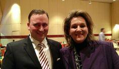 JVB mit Dr. Claudia E. Enkelmann