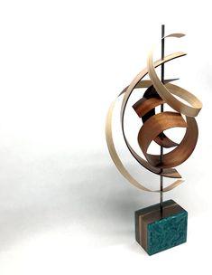 Jeff Linenkugel - Mid-Century Modern Inspired Wood Sculpture, Contemporary, Jeff Linenkugel For Sale at Modern Sculpture, Abstract Sculpture, Wood Sculpture, Sculptures, Can We Love, Mid-century Modern, Contemporary, Antony Gormley, Steel Rod