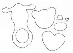 Como fazer Porta bombom de Ursinho – Blog Inspire sua Festa ®