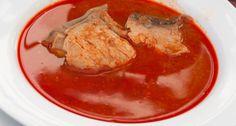 Halászlé recept I.